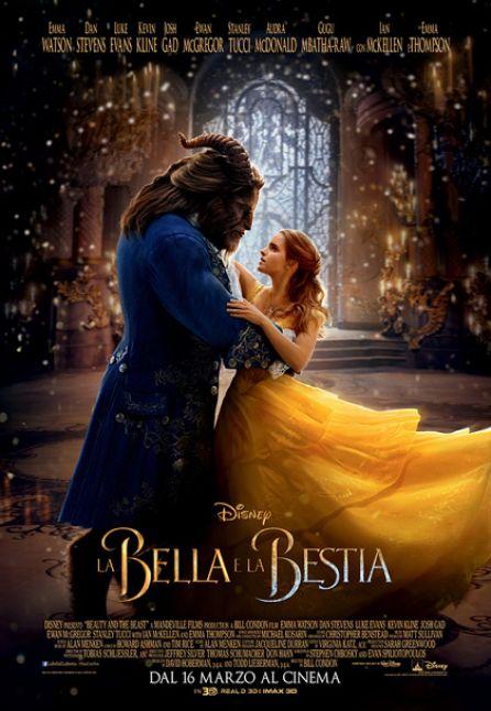 LA BELLA E LA BESTIA [2017]